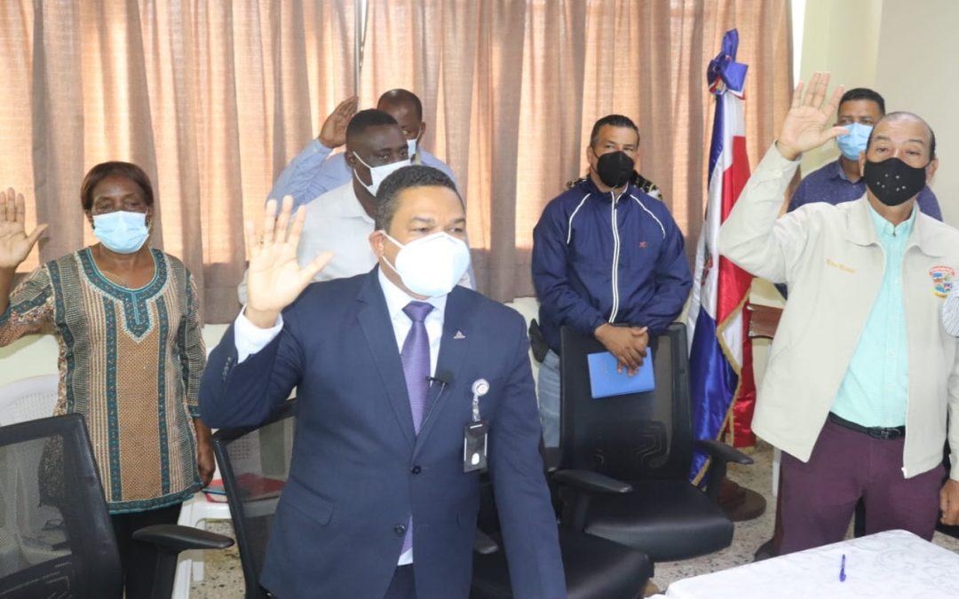 Ministerio de Interior y Policía juramenta a los miembros del Consejo de Desarrollo Provincial