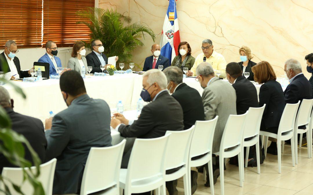 Grupo de Trabajo para la transformación y profesionalización de la Policía Nacional aprueba ruta crítica