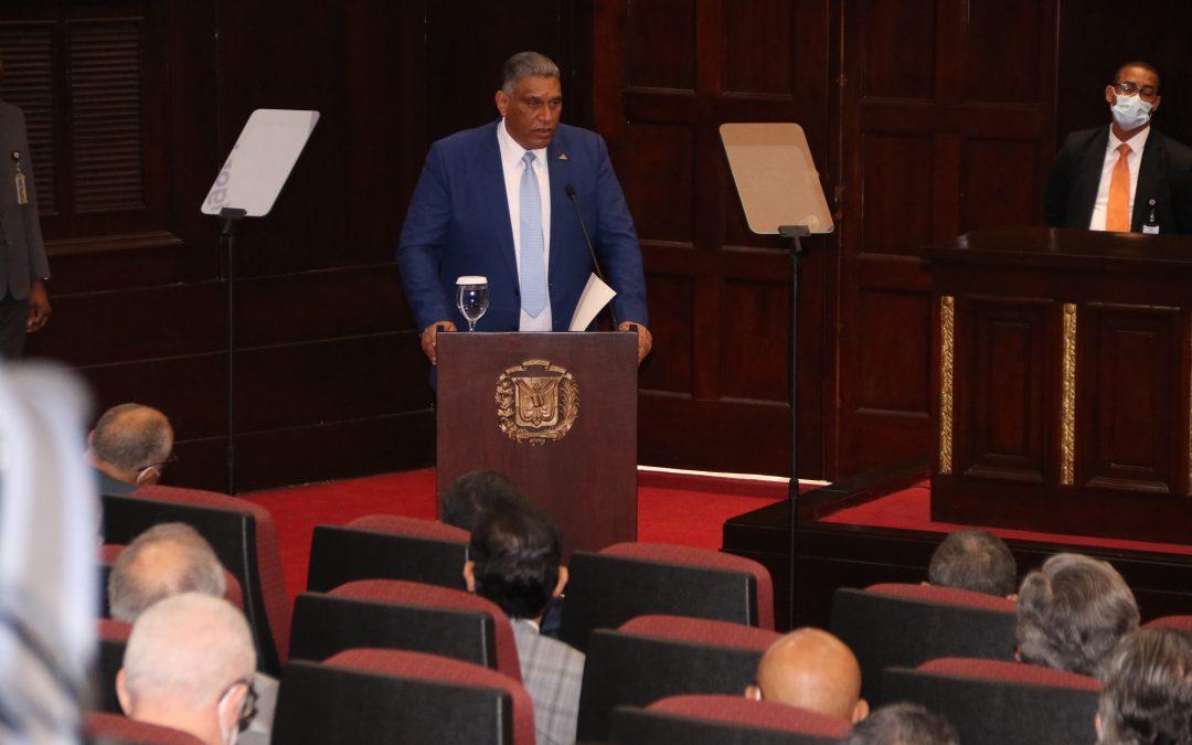 Ministro de Interior considera como una necesidad sacar de las calles del país armas ilegales