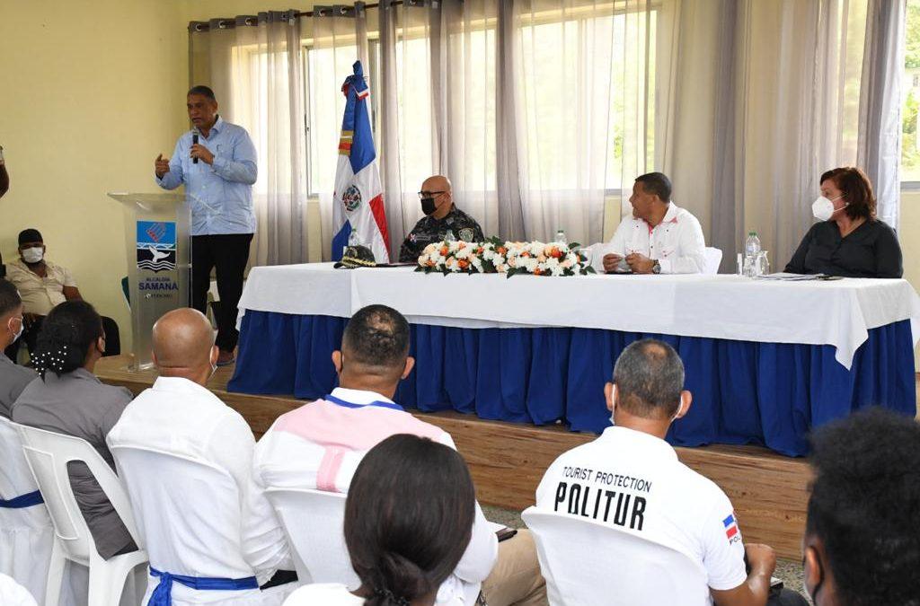 Ministerio de Interior y Policía implementa Policía Municipal en Samaná