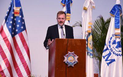 Encargado de Negocios de la embajada de EE. UU. pide agilizar aprobación de la Ley contra la Trata de Personas