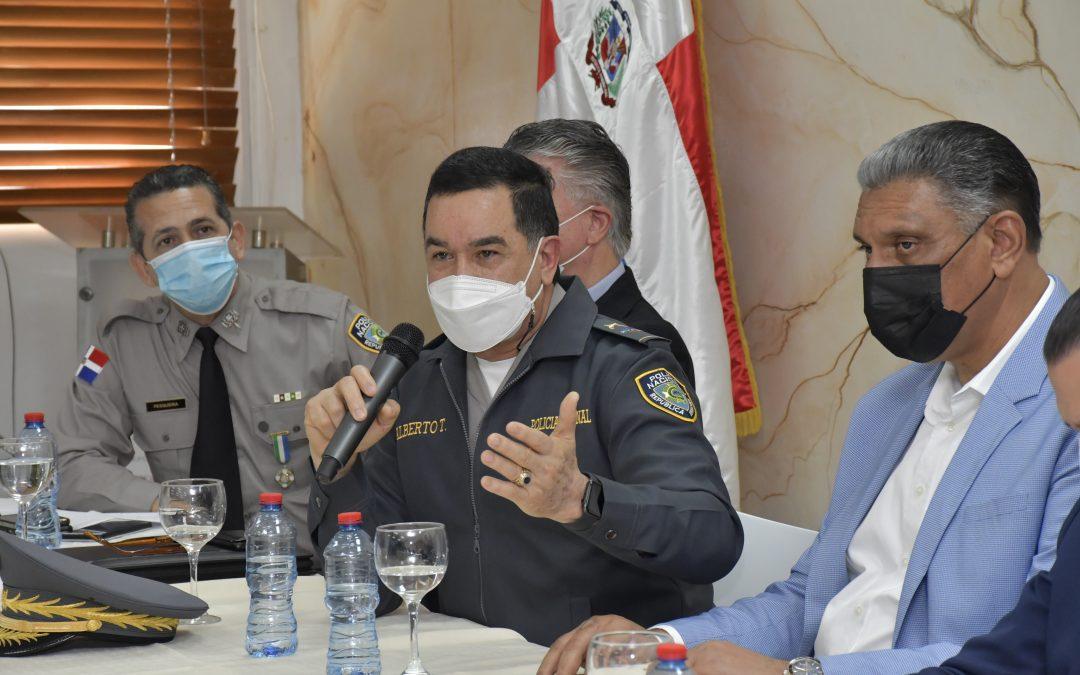 """Director PN: """"En mis manos no morirá el proceso de transformación de la Policía Nacional"""""""