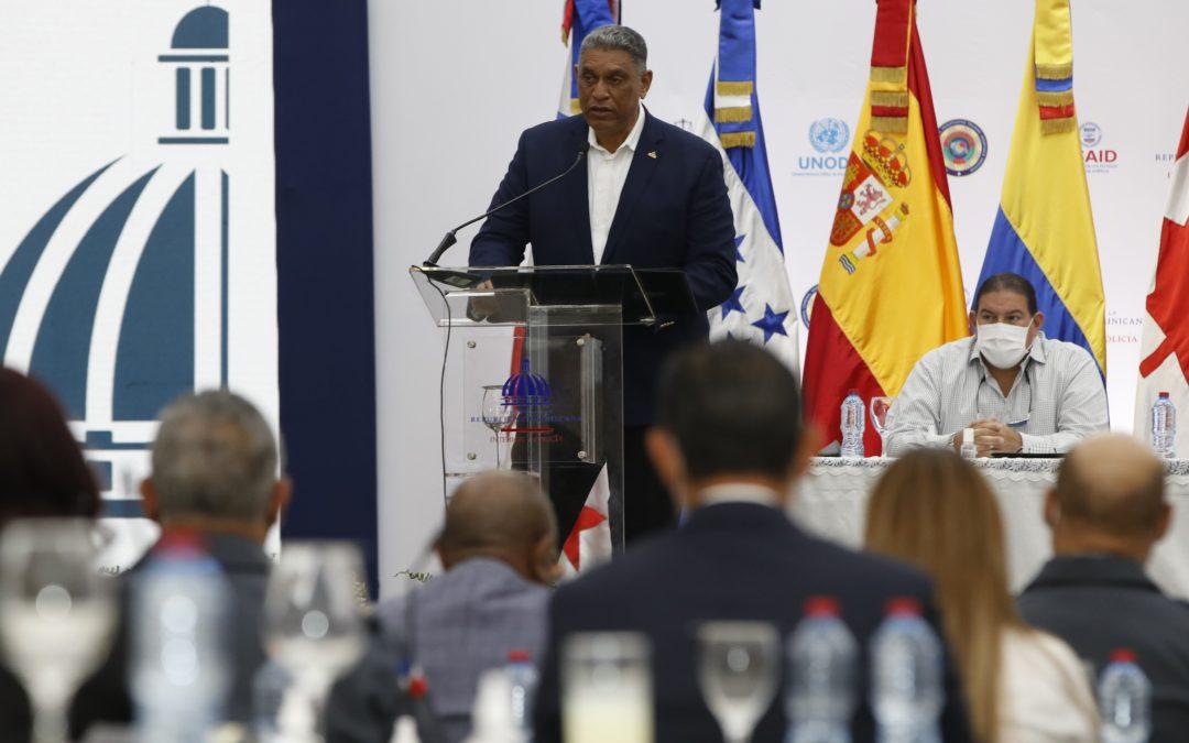 Ministro de Interior convoca a clase política y a todos los sectores a unir voluntades  a favor de la reforma policial